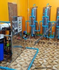 โรงงานผลิตน้ำดื่มขนาดเล็ก